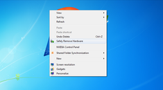 How To Safely Eject Your USB Devices From the Desktop Context Menu