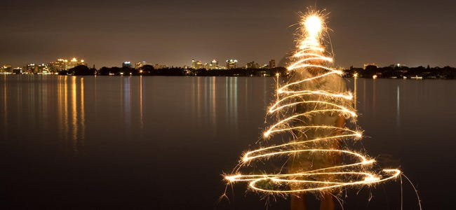 Holiday Lights In Abstract Slow Shutter >> 10 Tips For Taking Better Christmas Photos