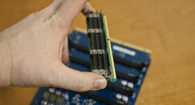 Hardware Upgrade How To Install New Ram