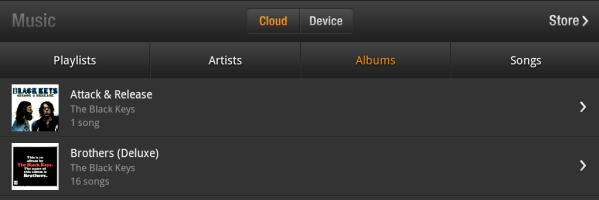 Amazon Fire Music