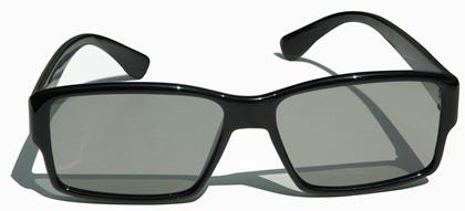 CINEMA 3D glasses 4