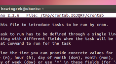 How to Schedule Tasks on Linux: An Introduction to Crontab Files