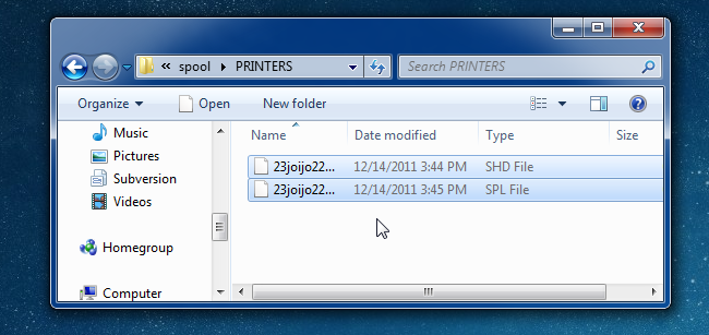 Jayesh Mewada: How to Cancel or Delete a Stuck Print Job in the