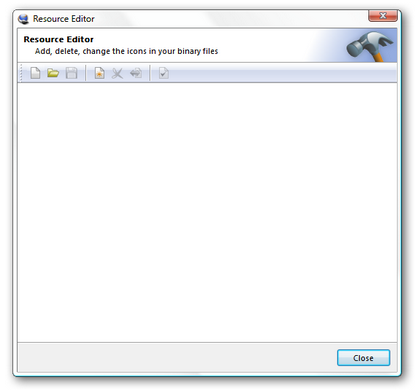 How to Change the Icons on Compressed  EXE Files without