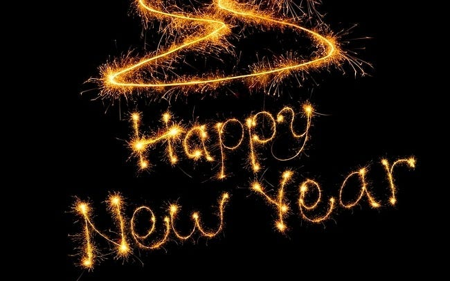 3d New Year 2012 shape on Black Reflective Background | Stock ...