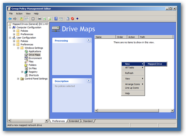how to add map network drive in windows 8