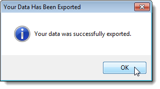 10_data_successfully_exported