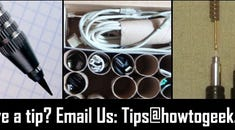 From the Tips Box: DIY iPad Styluses, Easy Cable Organizing, and Dirt Cheap Wi-Fi Antennas