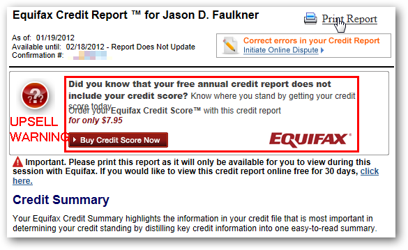 How To Get Your Free Yearly Credit Reports Without Getting Scammed