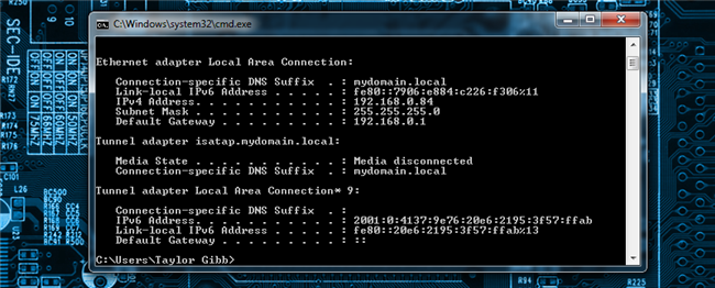 KNOW IT THEN SHARE IT: Change Your IP Address From the