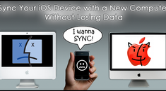 Sync Your iOS Device with a New Computer Without Losing Data