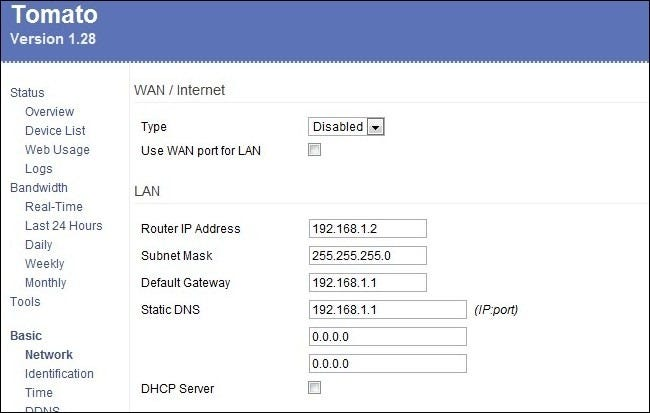 how to work out gateway ip address