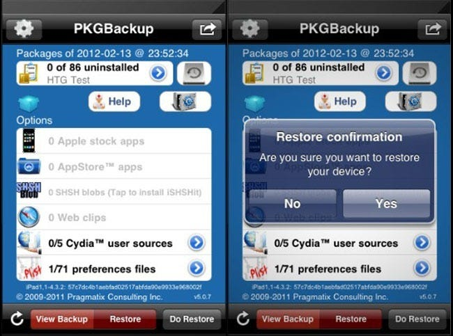 How To Preserve Your Jailbreak Apps and Settings Between iOS