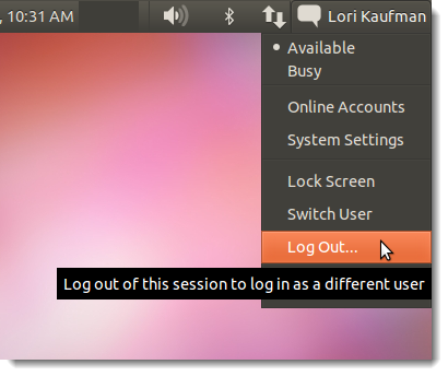 08_selecting_log_out_classic_desktop