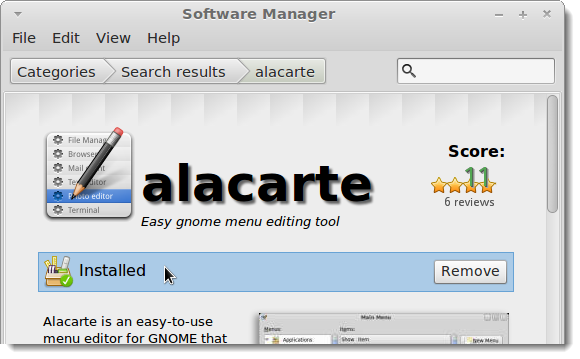 07_alacarte_installed_message