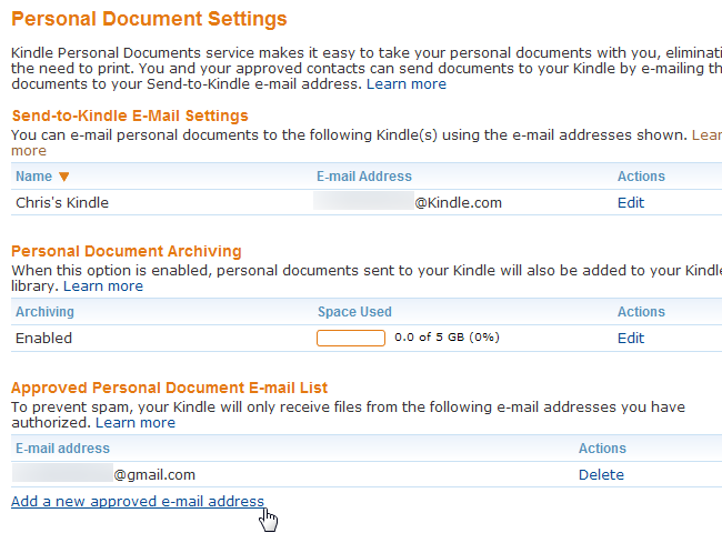 How To Send eBooks & Other Documents To Your Kindle - Tips general news