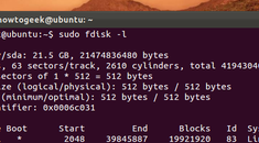 How to Use Fdisk to Manage Partitions on Linux