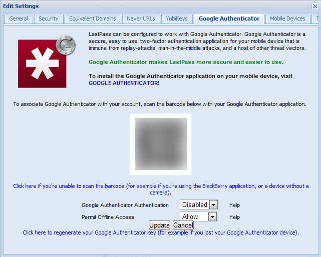 How to Make LastPass Even More Secure with Google Authenticator