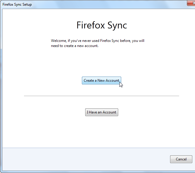 How does Firefox Sync work?