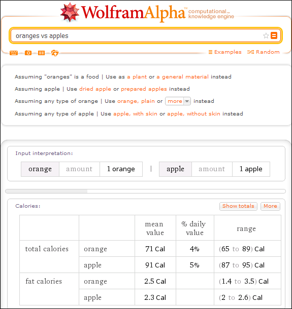 10 Amazing Uses For Wolfram Alpha