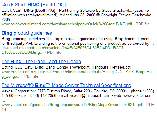 How to Use Bing's Advanced Search Operators: 8 Tips for Better Searches