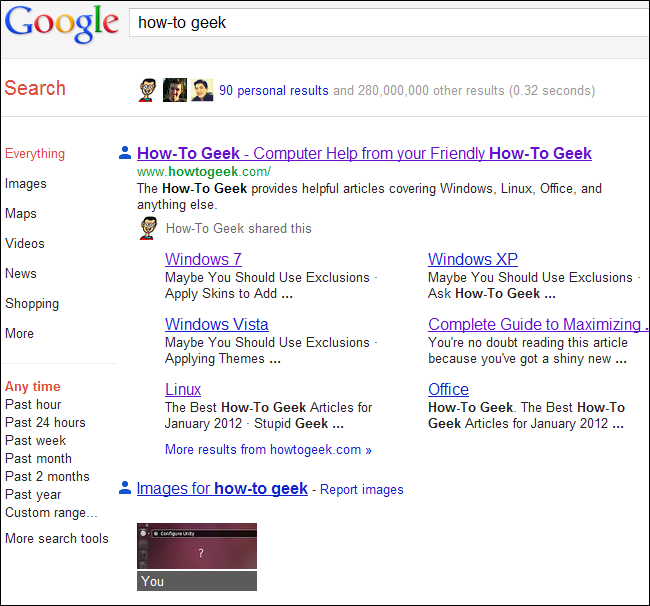 How To Disable or Improve Google's Google+ Integration
