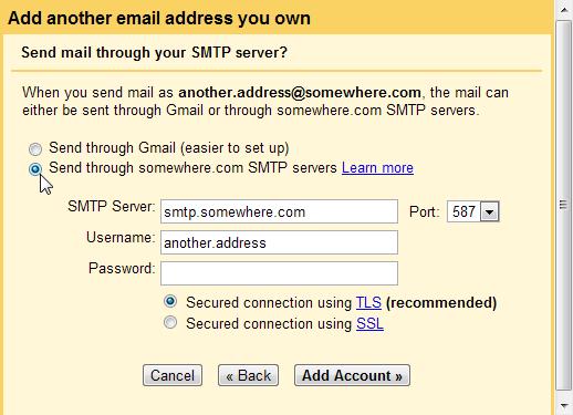 Email Forwarding Forwarding