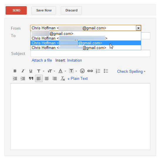 Consolidating email accounts to gmail