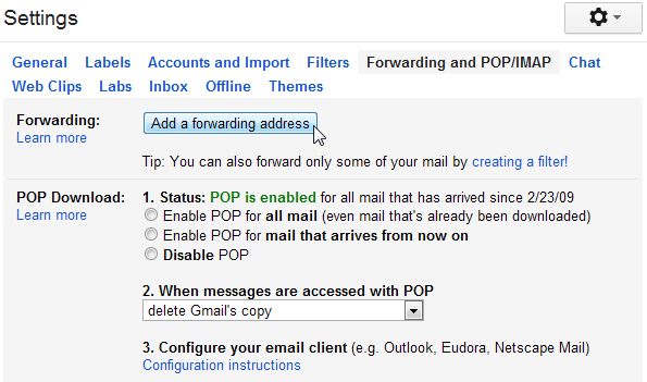how to know all your email addressess