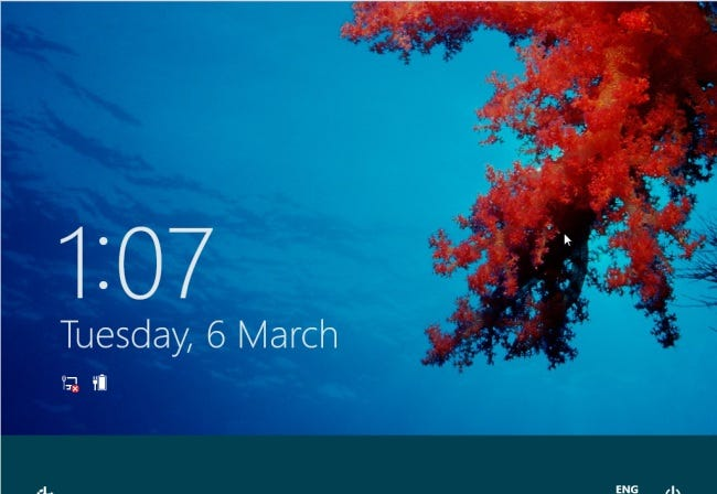 how to get windows lock screen to show weather