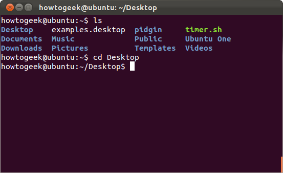 ubuntu commands tutorial