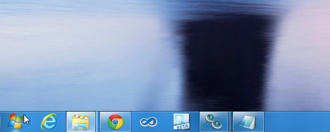 Make Your Own Windows 8 Start Button with Zero Memory Usage