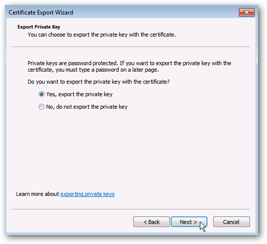 how to create self-signed certificates with openssl