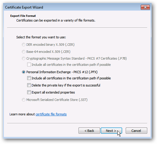 IT: How To Create a Self Signed Security (SSL) Certificate and ...