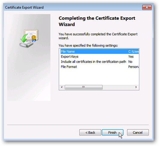 IT: How To Create a Self Signed Security (SSL) Certificate