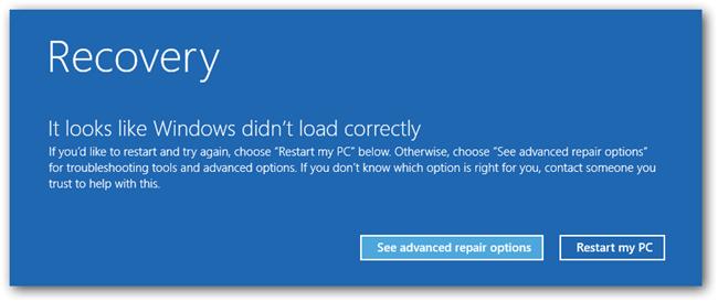 شرح طرق الدخول إلى الوضع الآمن (Safe Boot) في Windows RP