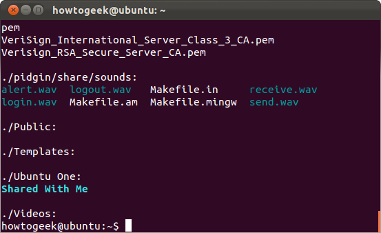 Ls Home how to manage files from the linux terminal: 11 commands you need to