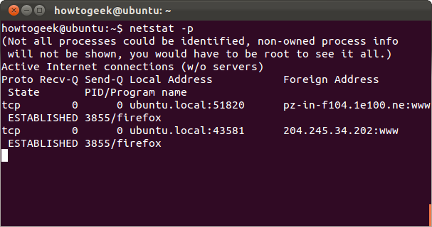 How to Work with the Network from the Linux Terminal: 11
