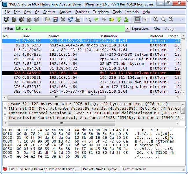 How to Identify Network Abuse with Wireshark