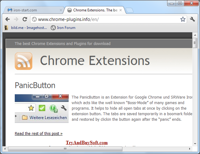 install google chrome extensions manually