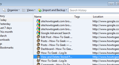 Clear Your Browser History Automatically When Firefox Closes