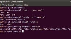 How to Find Files and Folders in Linux Using the Command Line