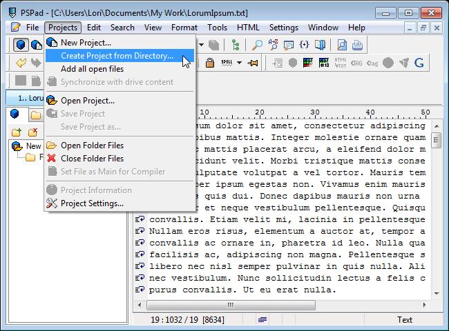 pspad editor gratuit