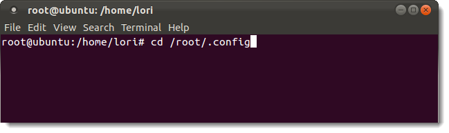 10_change_to_root_config_directory