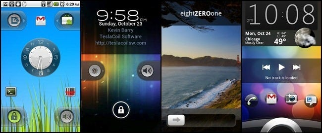 Lock Screen Customizer Android Your Android Lock Screen