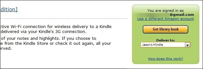 How to Check Out Library Books on Your Kindle for Free
