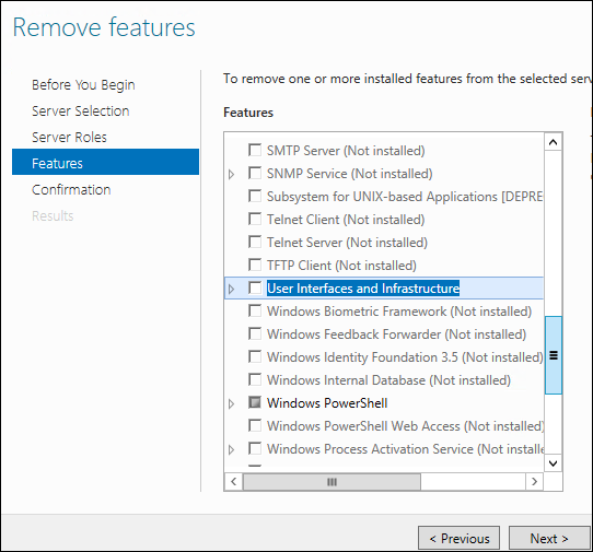 How to Turn the GUI Off and On in Windows Server 2012