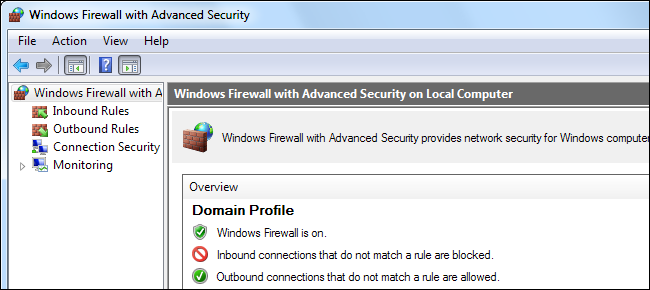 how to unblock a program in firewall windows 8
