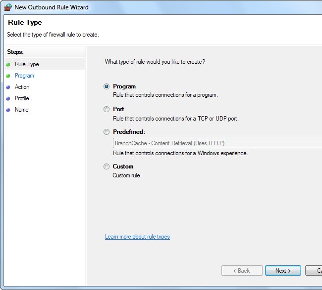 How to Create Advanced Firewall Rules in the Windows Firewall