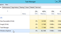 Pin the Task Manager to the Taskbar and the Metro Start Screen in Windows 8